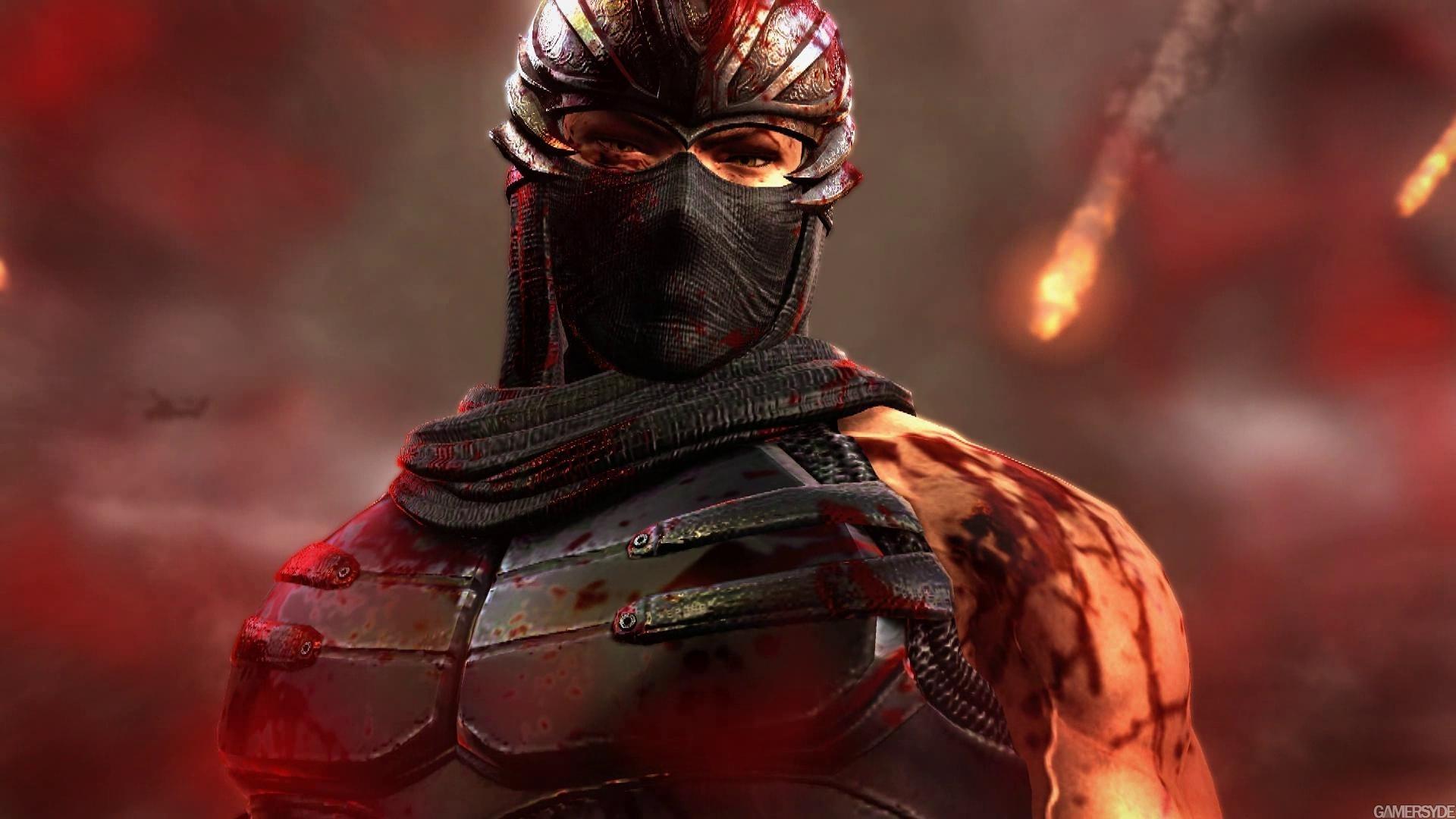 Ninja Anime Wallpaper Ninja Gaiden 3 Details Launchbox Games Database