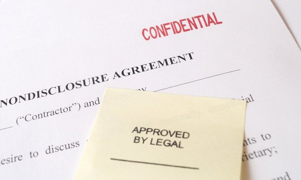 Too Much Confidence in Your Confidentiality Agreements\u2014Concern Over