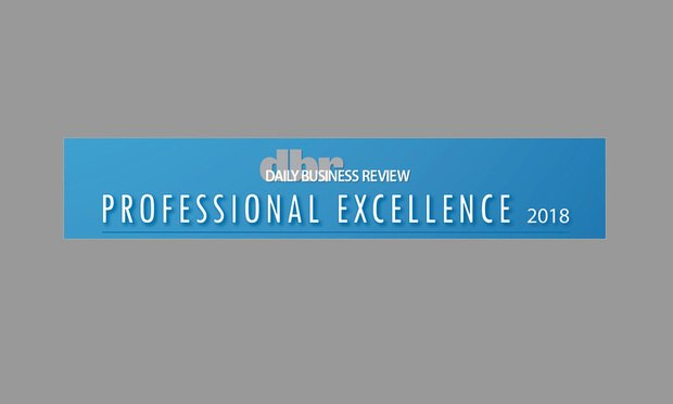 DBR Announces Professional Excellence Award Honorees Daily