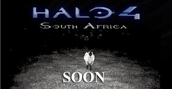 Halo 4 SA SOON
