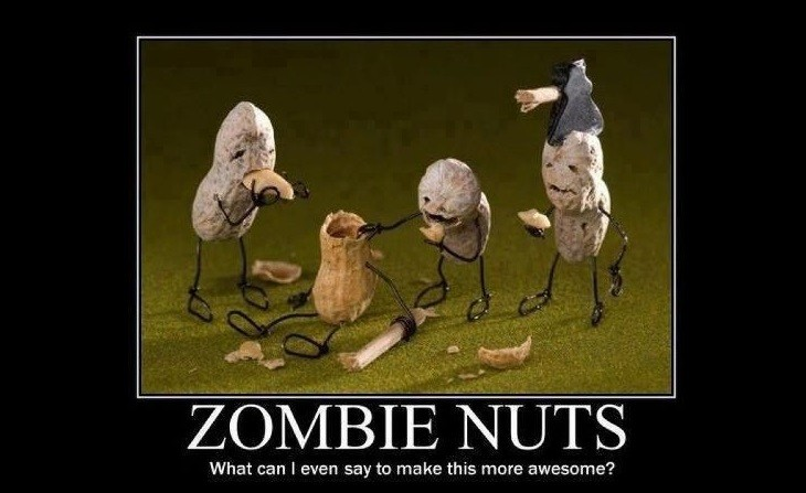Zombie-Nuts