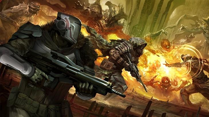 Destiny background