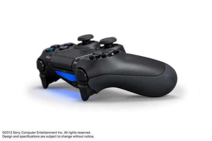 DualShock4side
