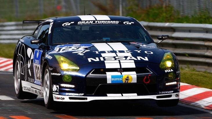 NissanGTAcademyProgramonaHighatNurburgring