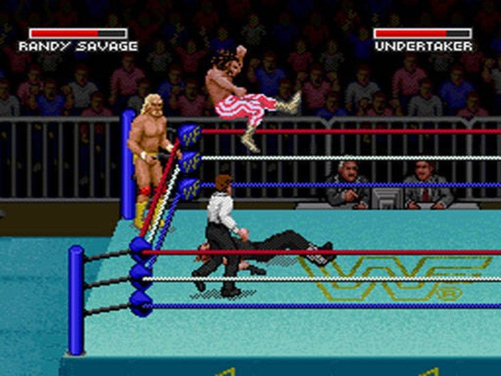 wwf super wrestlemania 1992 game