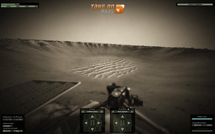 Take On Mars 3