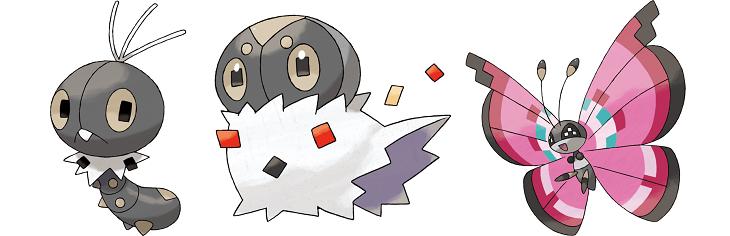 Poke evoltuion (6)