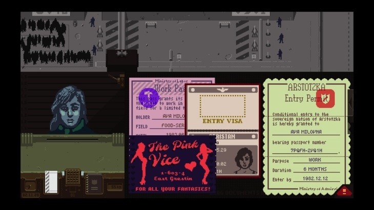 Papers please 1