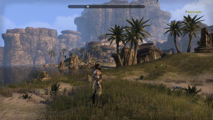 The Elder Scrolls Online M kai