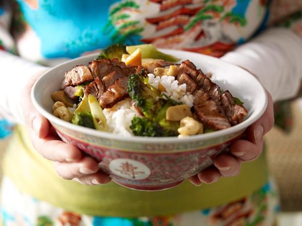Asiatische Kueche Rezepte Kokosmilch