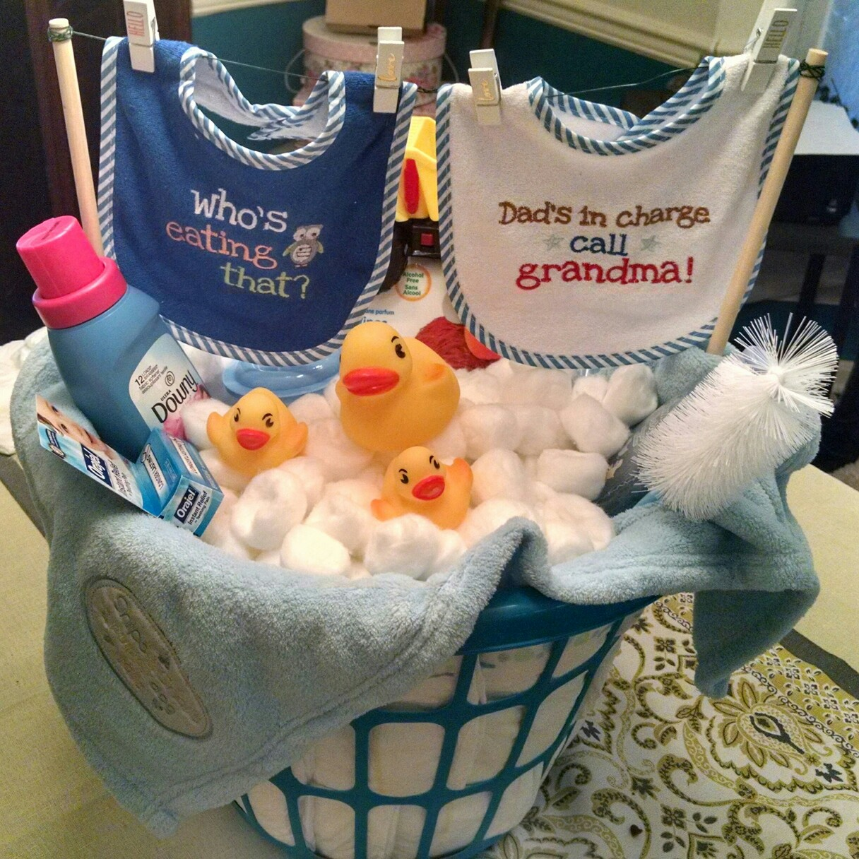 Baby Laundry Basket Gift Laundry Baskets Can Be Used For More Than Just Clothes