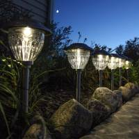solar walkway lights - Video Search Engine at Search.com