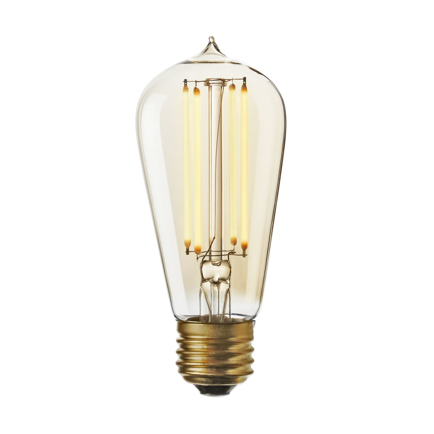 Led Edison Bulb Lights Bulbs Led Edison Bulbs Bushwick Led St18