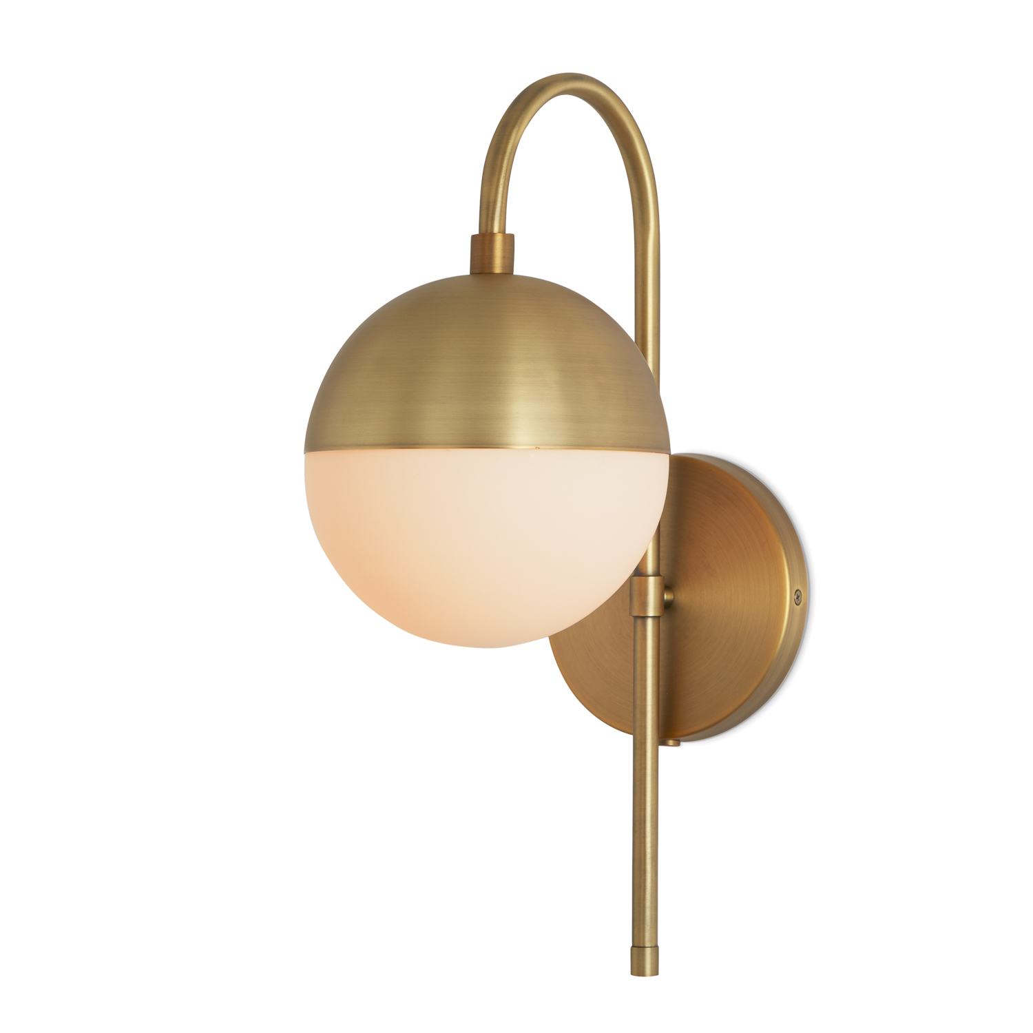 Lightscom Wall Lights Powell Wall Sconce With Hooded
