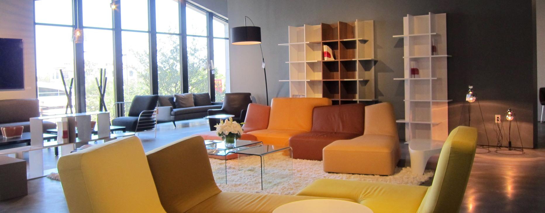 Ligne Roset Houston Design Furniture Store Made In France