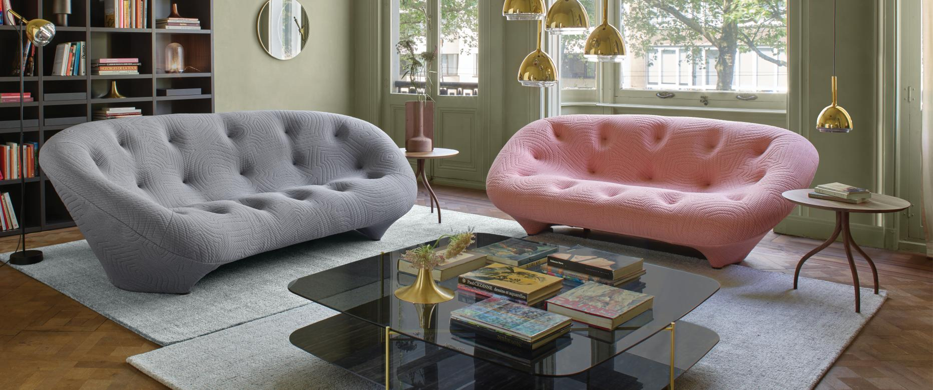 Sofa Berlin Design Ligne Roset Official Site Contemporary High End Furniture