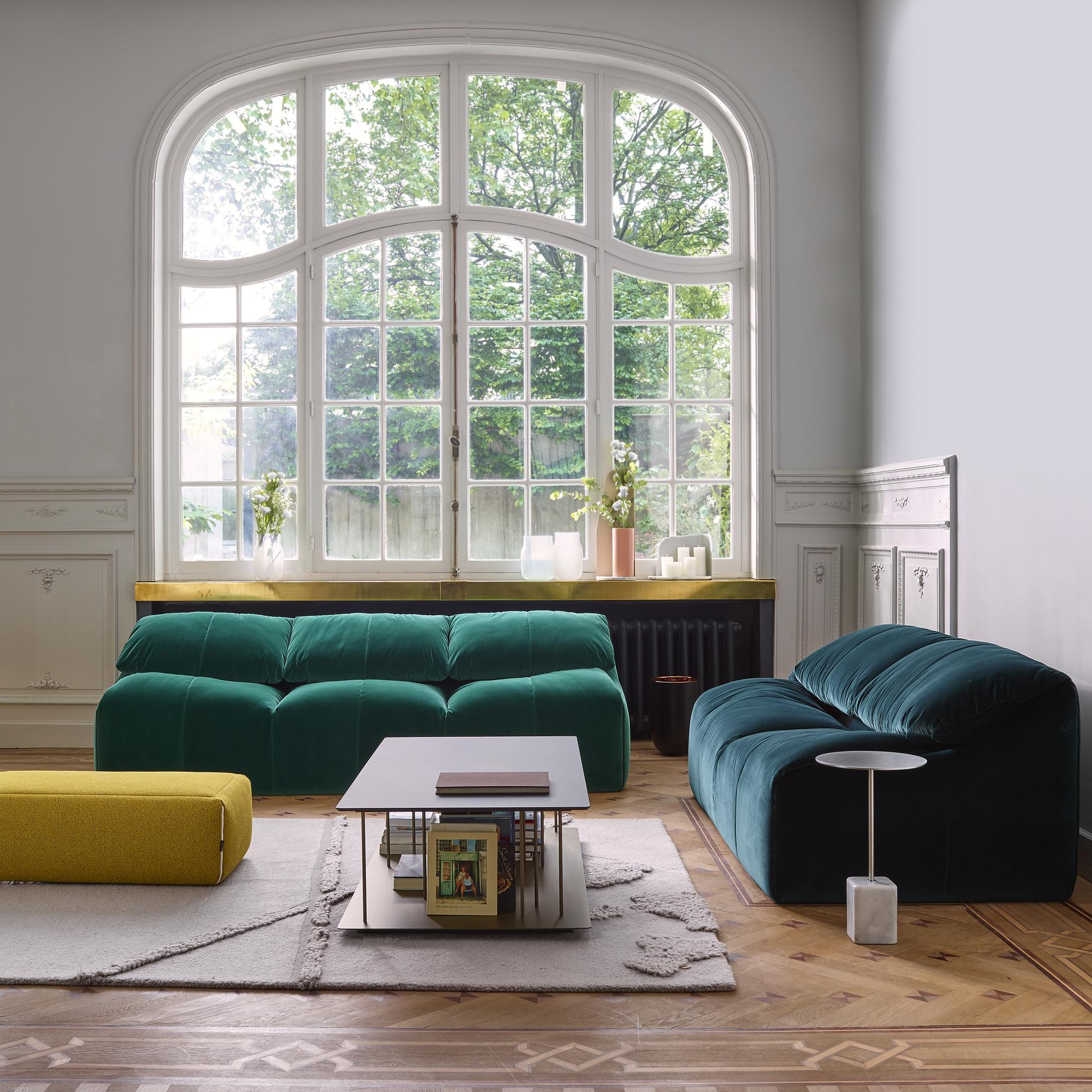 Ecksofa Fireside Ligne Roset Official Site Contemporary High End Furniture