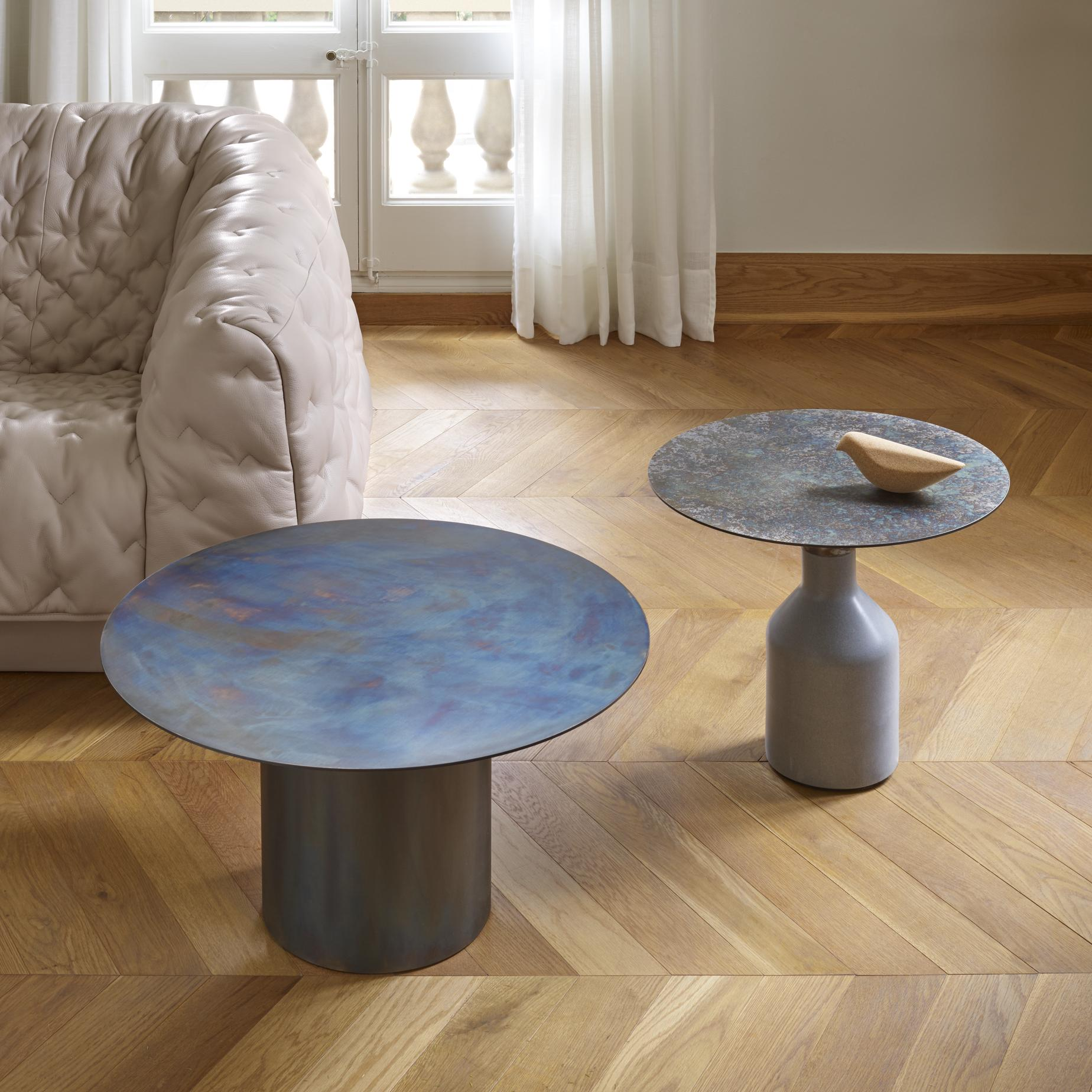 Couchtisch Glas Ligne Roset Oxydation Occasional Tables From Designer Kateryna Sokolova