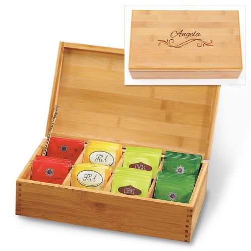 Medium Crop Of Wooden Tea Box