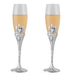 Small Crop Of Personalized Champagne Flutes