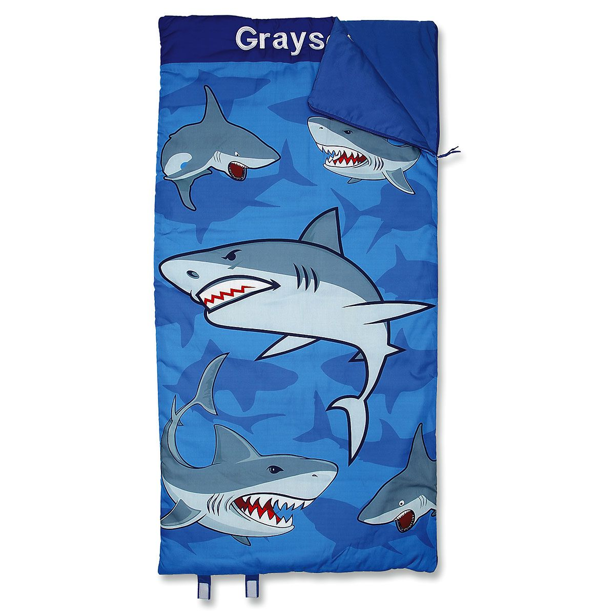Shark Sleeping Bag Sharks Sleeping Bag Lillian Vernon
