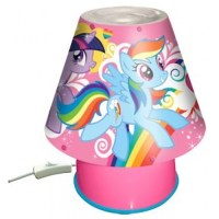 My Little Pony Bedroom Night Light Lamp Kool Brand New