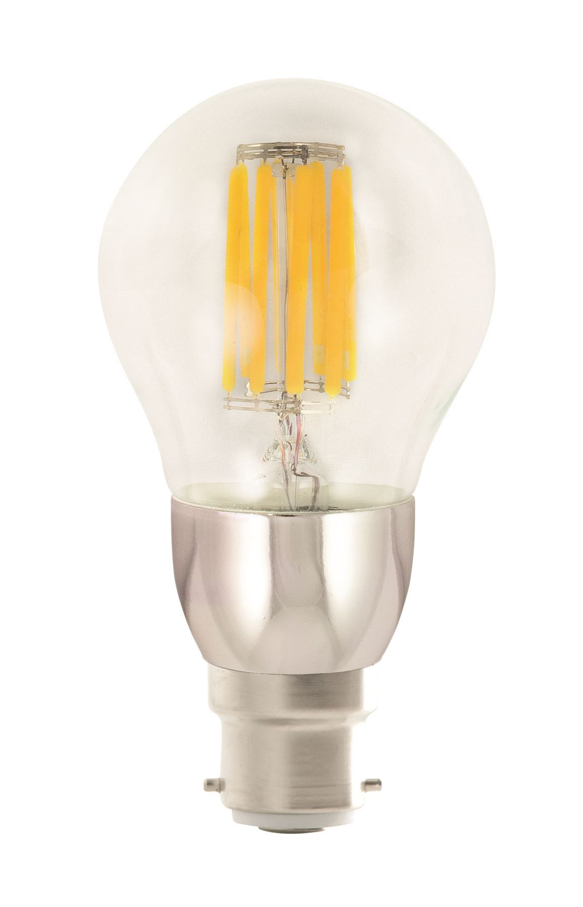 Retro Led E27 Luceco Led Filament A60 Vintage Old Fashioned Retro Light