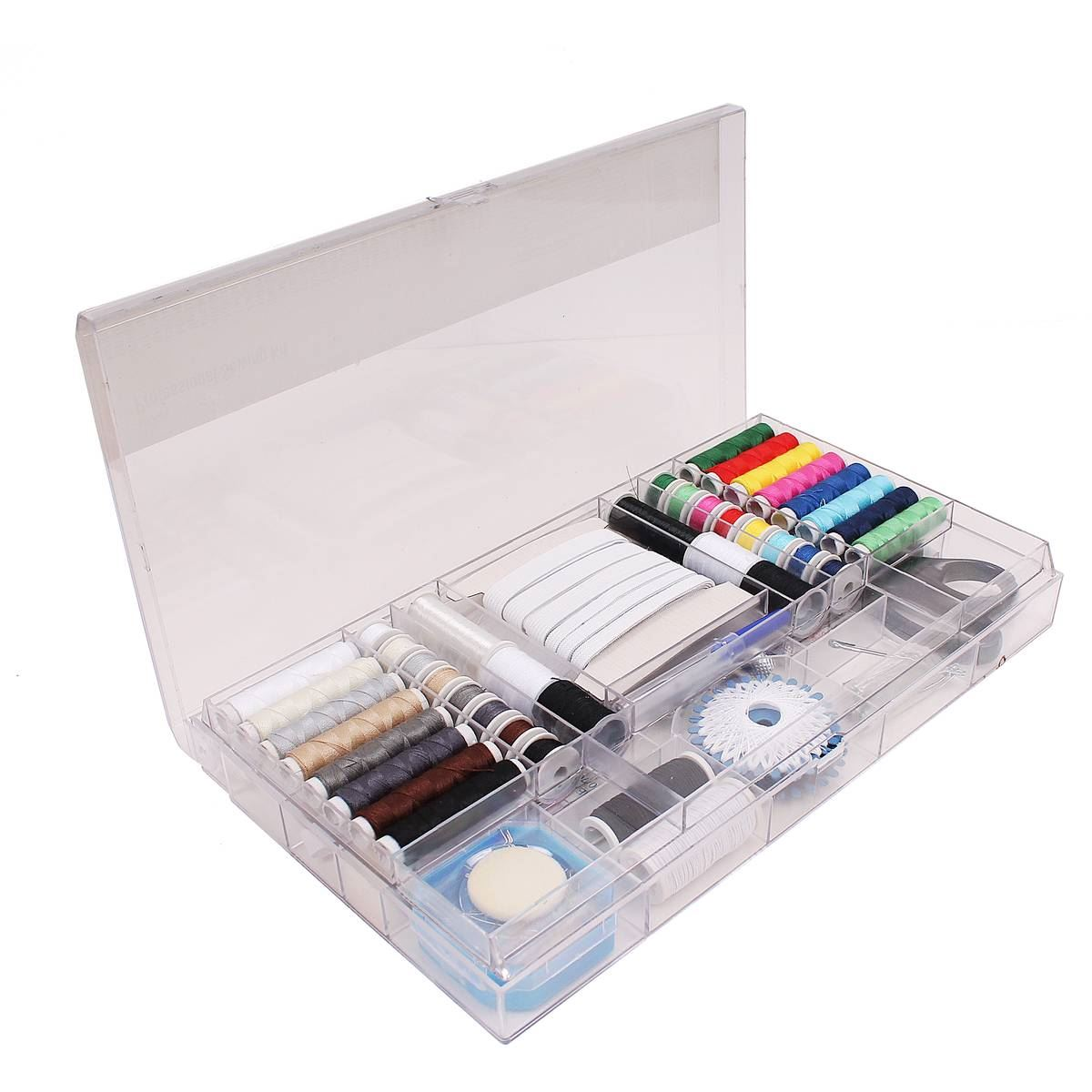 Professional Sewing Kit 167 Pieces Needles Pins Threads