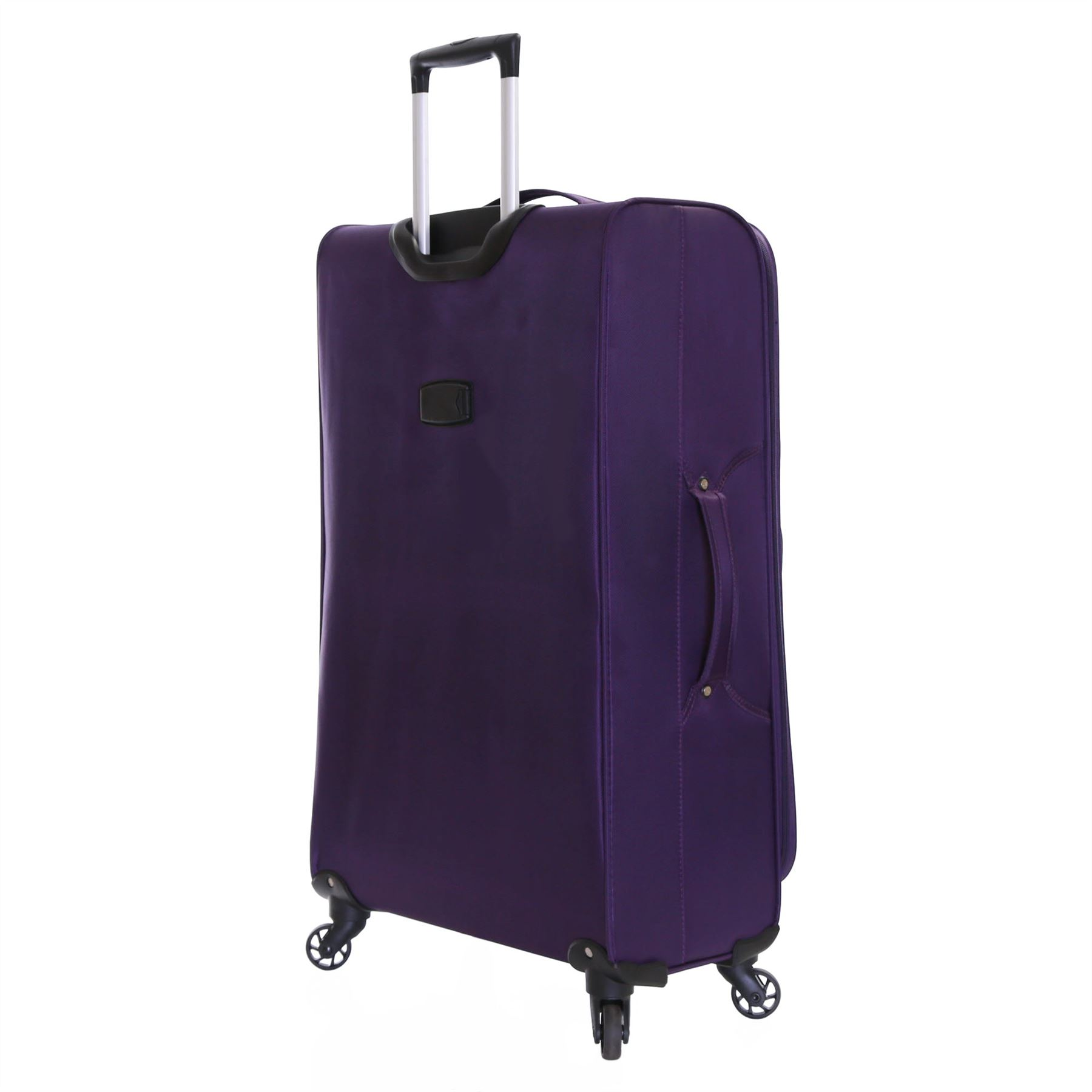 Bags Trolley Luggage By Tatonka Lightweight 4 Wheeled Extra Large Cabin Trolley Luggage