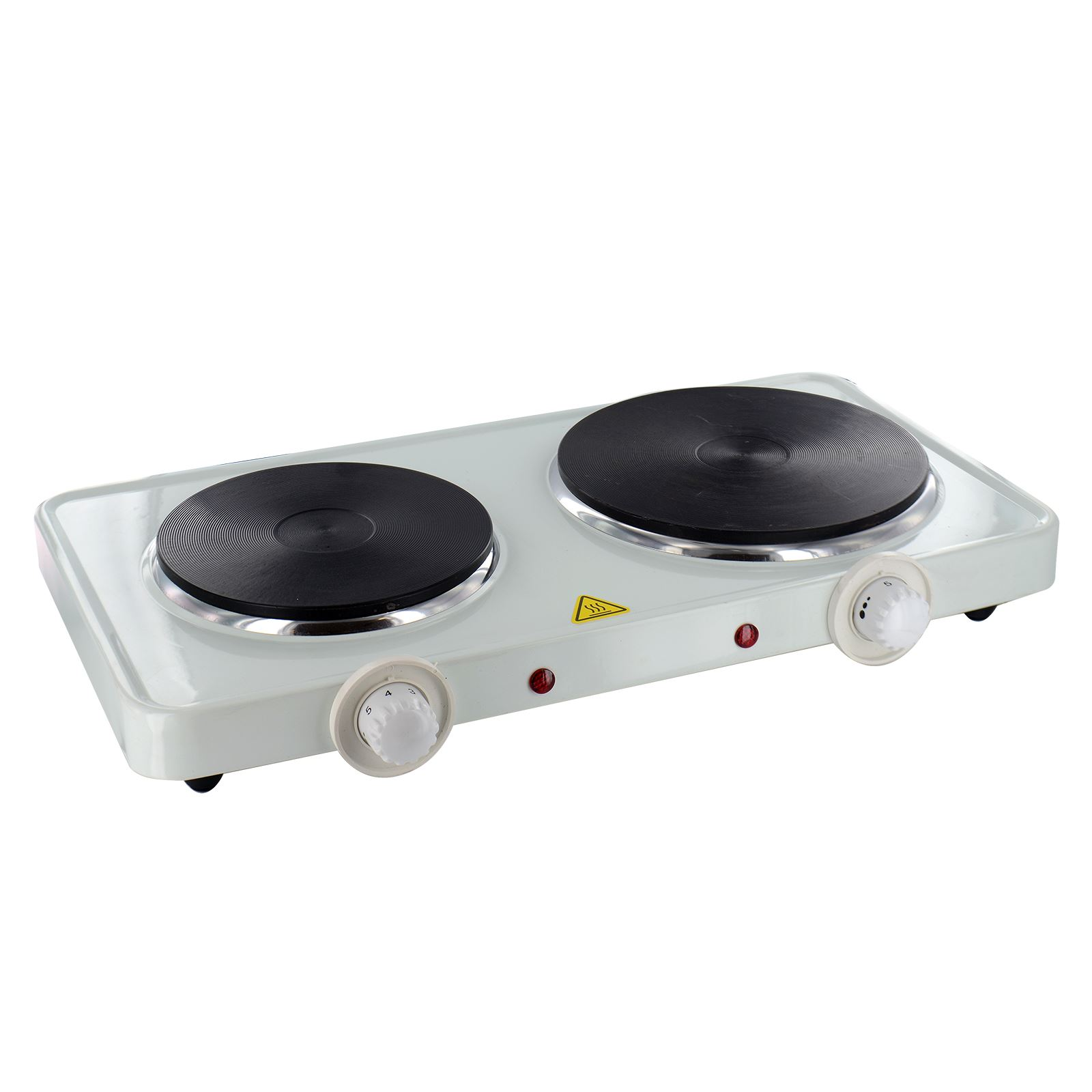 Electric Cooker Portable New Double Electric Hotplate Hob Portable Table Top Cooker