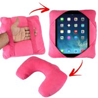 3 In 1 Multifunctional Travel Neck Pillow Cushion Ipad ...