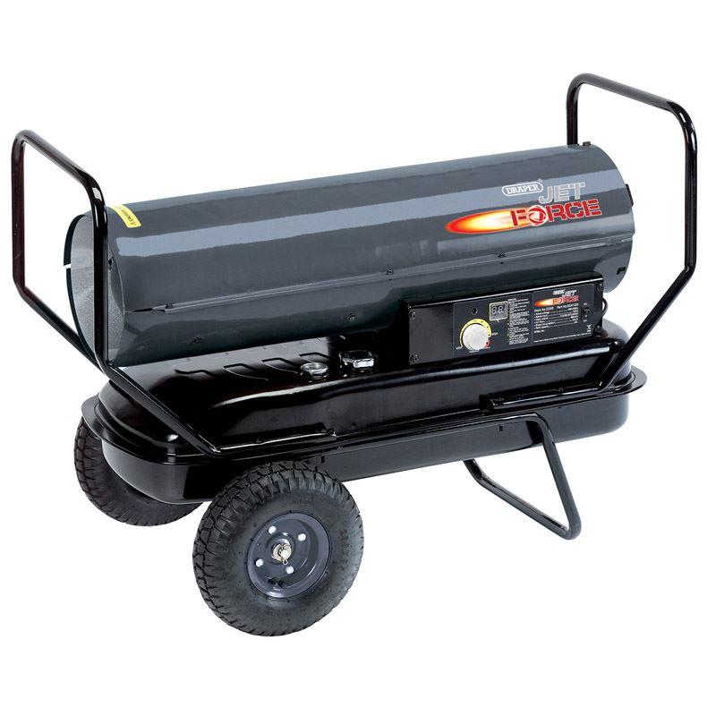 Draper Tools 32285 125000 Btu Diesel Kerosene Space