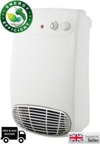Futura 2KW Wall Mounted Downflow Bathroom Fan Heater | eBay