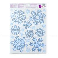 Christmas Stickers Decorations Xmas Window Wall Indoor ...