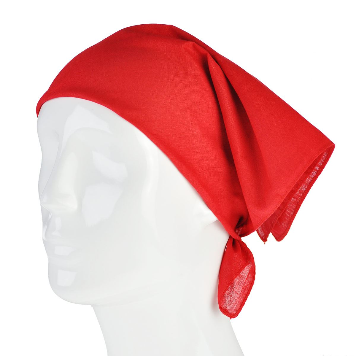 Plain Bandana Headscarf Neck Scarves Wrist Wrap Head Band