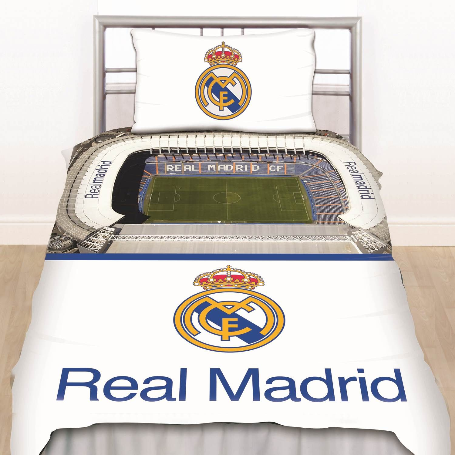 Bettwäsche Ronaldo Real Madrid Bedding And Bedroom Accessories Football Boys