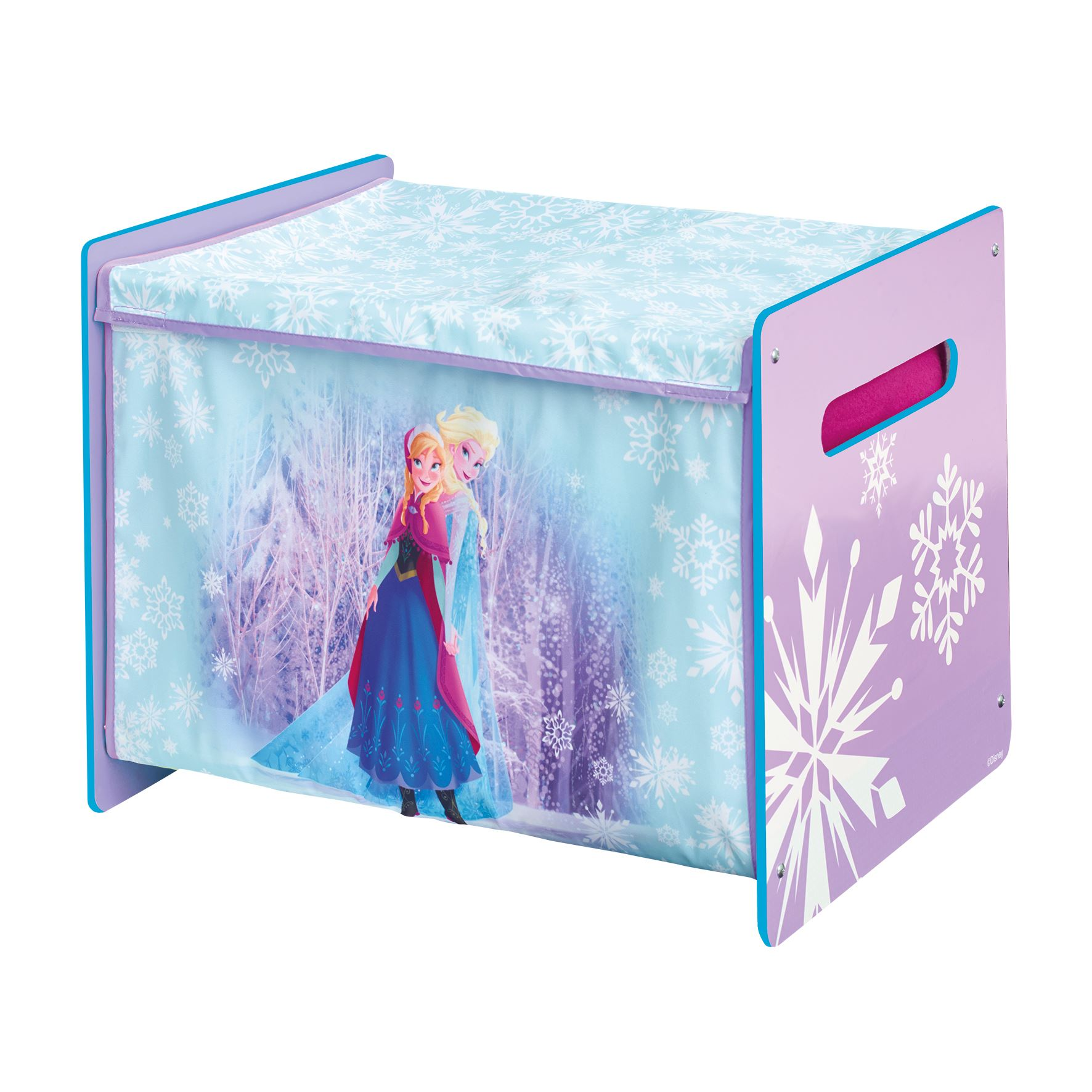 Aufbewahrungsbox Kinder Set Disney Frozen Cosytime Toy Box New 100 Official Bedroom