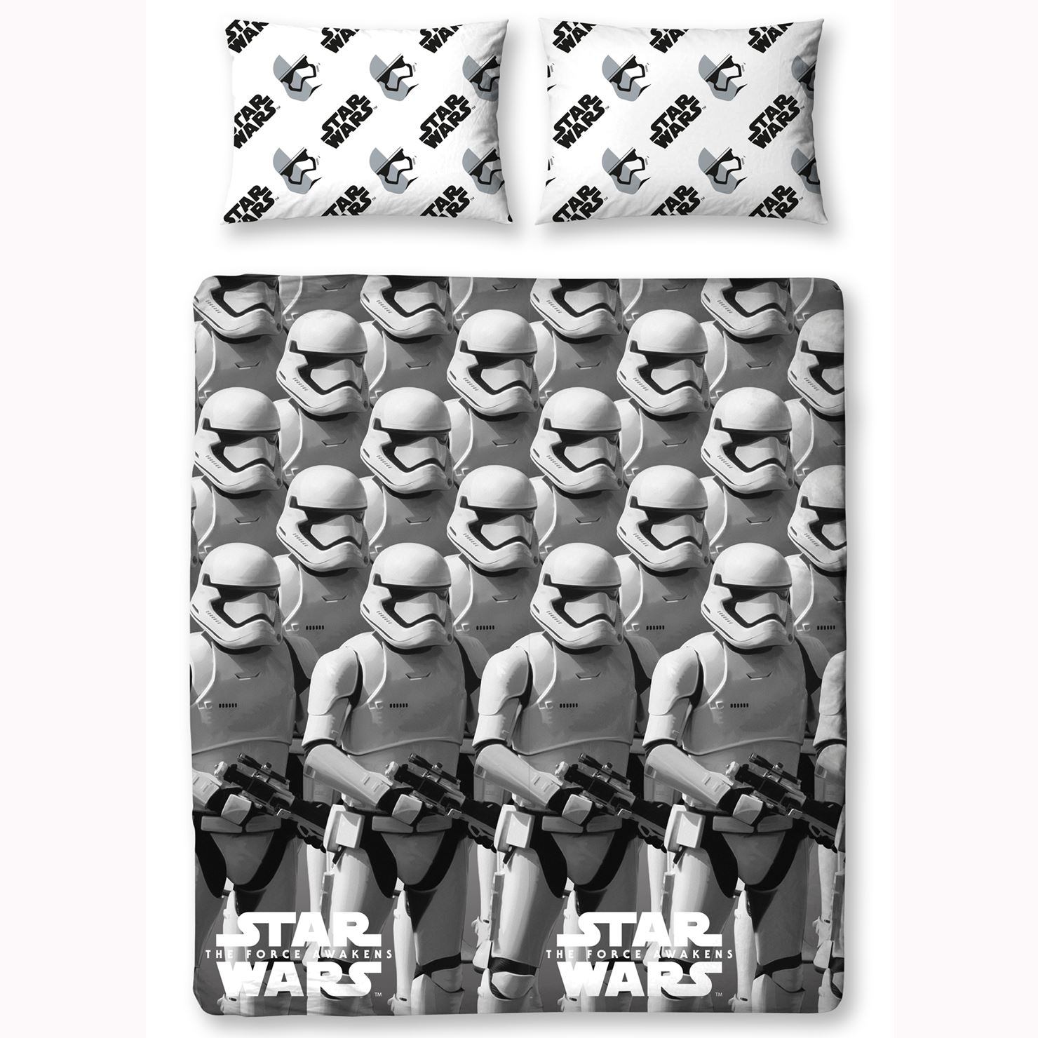 Stormtrooper Bed Sheets Star Wars Episode Vii 39awaken 39 Stormtrooper Full Size
