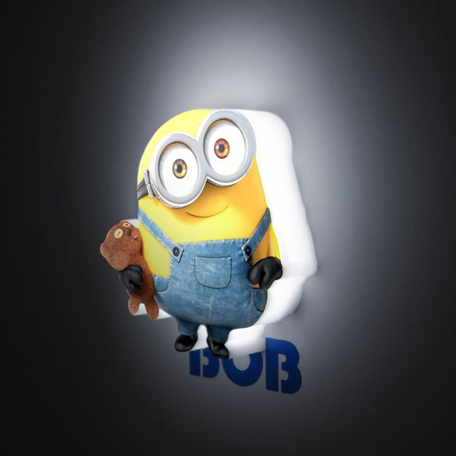 Wall Lamps For Kids Rooms 3d Mini Led Wall Lights Kids Bedroom Lighting Minions Star