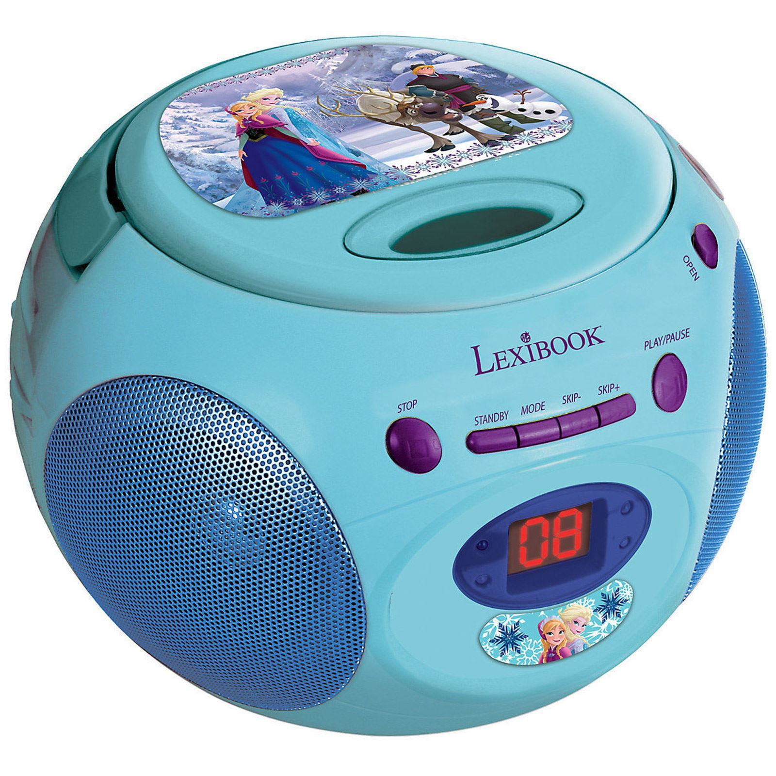 Radio-cd-player Für Badezimmer Disney Frozen Radio Cd Player New By Lexibook Kids Ebay