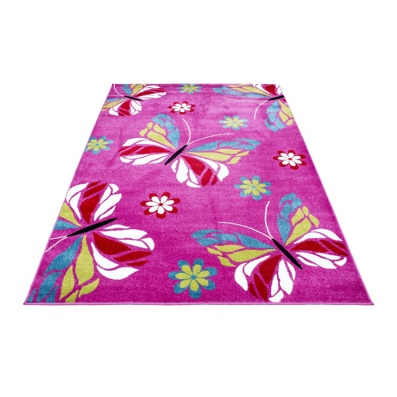Rugs For Children's Rooms Kids Childrens Soft Quality Bedroom Blue Pink Car Rugs