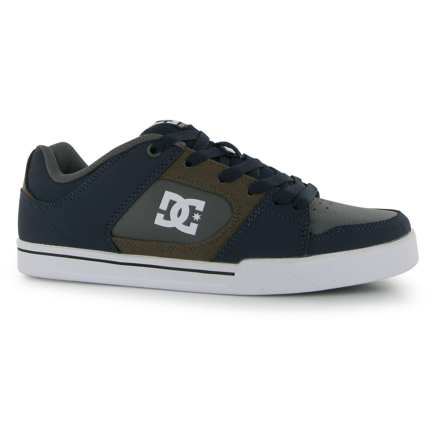 Dc mens shoes blitz skate trainers sport casual