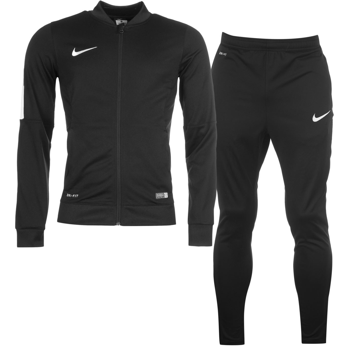Nike mens academy warm up tracksuit zip top