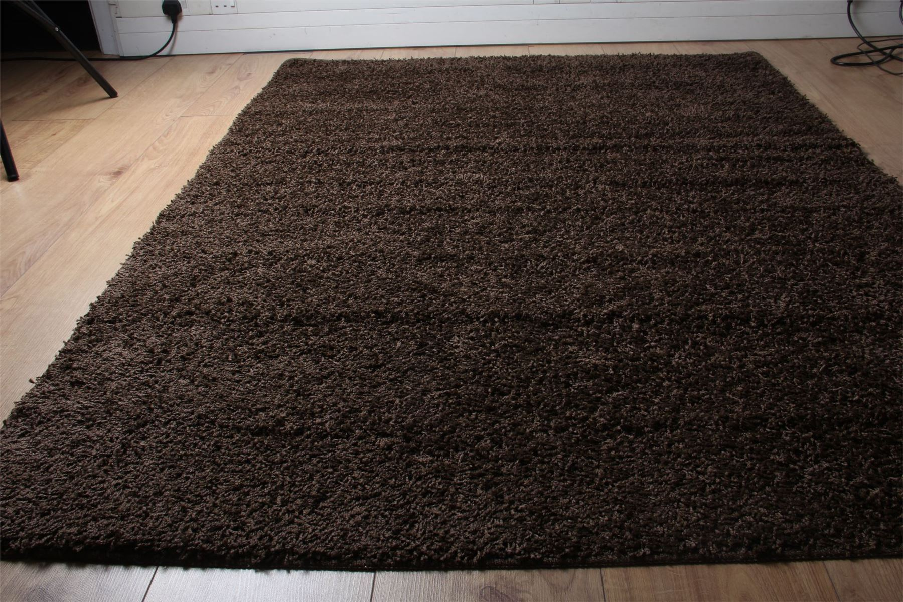 High Pile Carpet Oxford Shag Rug Tall High Quality Soft Easy Wash Thick