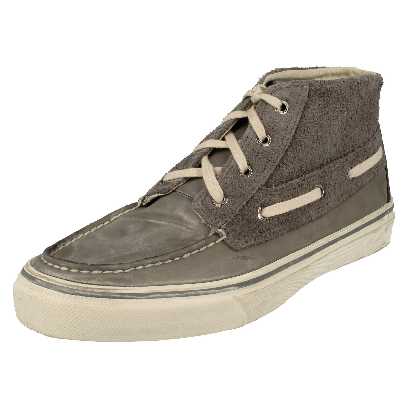 Mens Sperry Ankle Boots Bahama Chukka