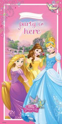 Disney Princess Party Tableware Birthday Supplies Girls ...