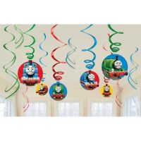 Thomas The Tank Engine Friends Decorations Childrens ...