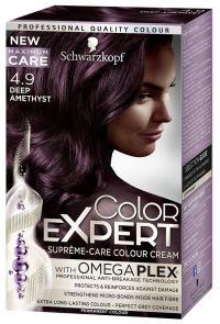 Schwarzkopf Color Expert Omegaplex Hair Dye | All Shades ...