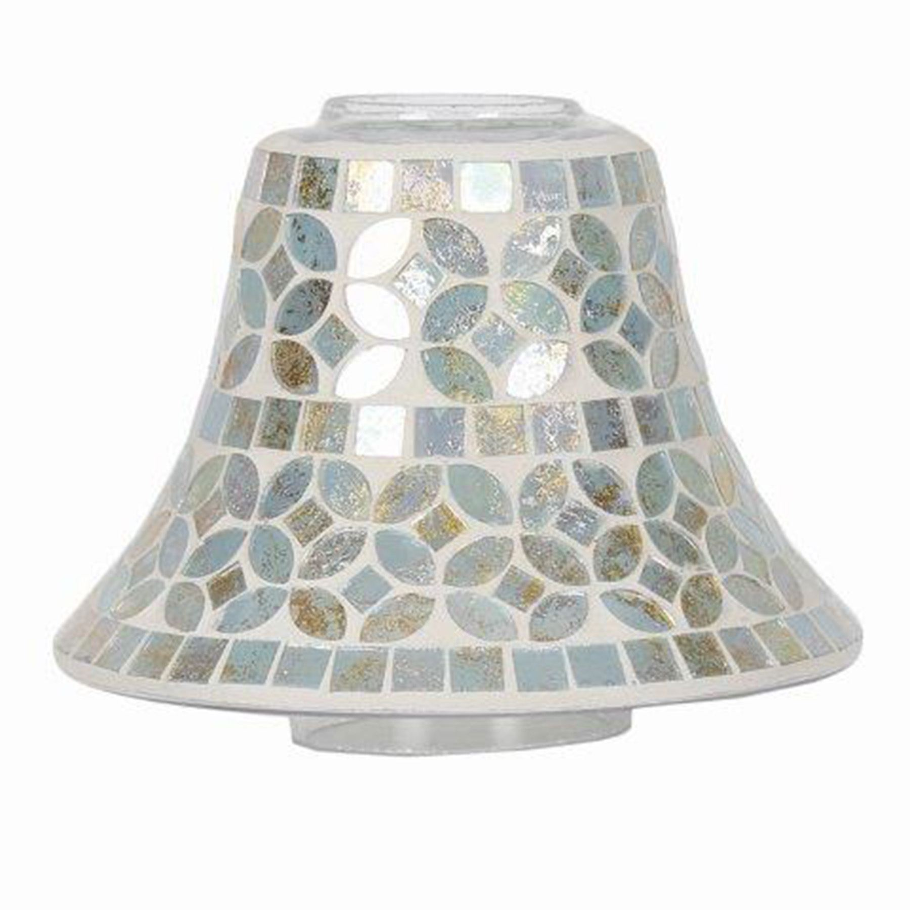Village Candle Glass Candle Jar Lamp Shade 16cm Choose