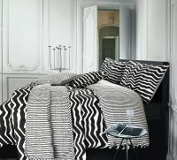 Nimsay Home Alex Black White Striped Reversible Zebra ...